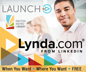 Dayton metro library introduces free online learning platform for free access to lynda starts july 15 reheart Gallery