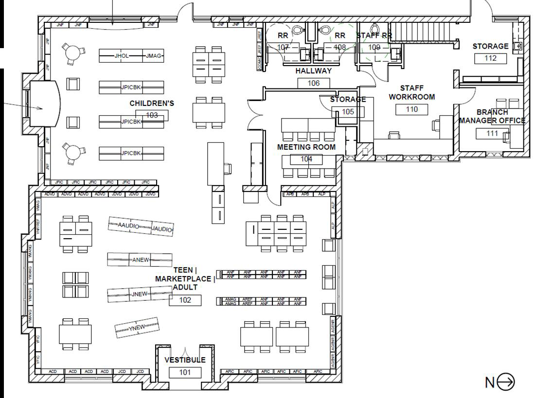 ECD-Floorplan