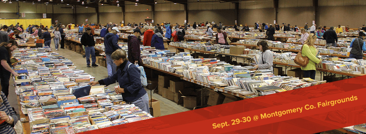 Fall Book Sale