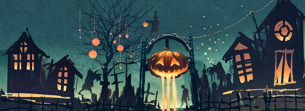 LIGHT YOUR HALLOWEEN NIGHT WITH HOOPLA